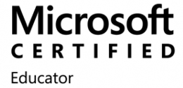 MCE - Microsoft Certified Educator