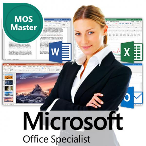 MOS - Microsoft Office Specialist